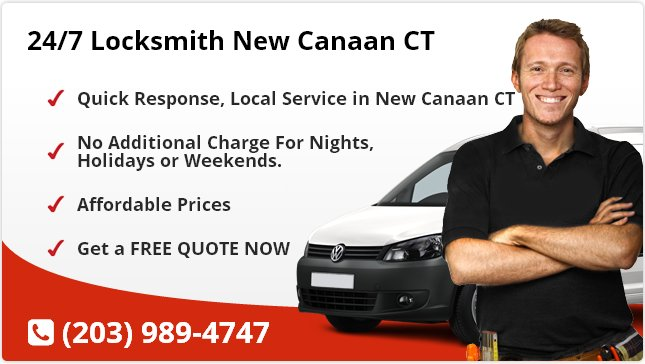 24 Hour Locksmith New Canaan